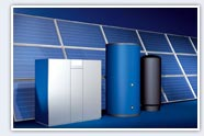 Solar air conditioning/refrigeration systems